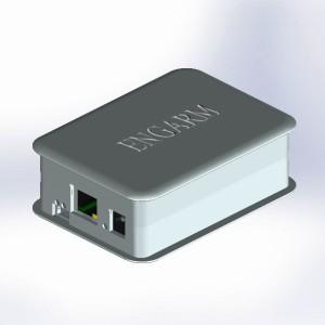 DevIO è una centralina IoT per il controllo remoto degli accessi. Rende possibile il monitoraggio degli accessi a porte o cabinet mediante app o RFID/NFC